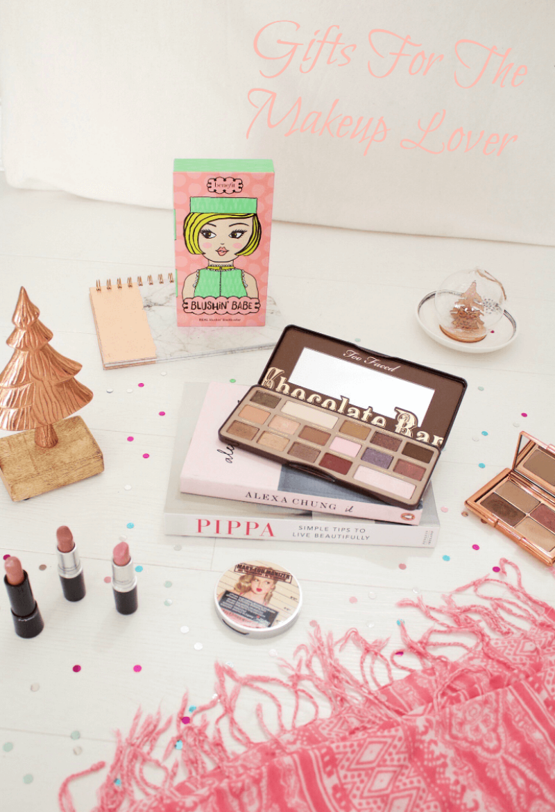 Gift ideas for makeup lovers
