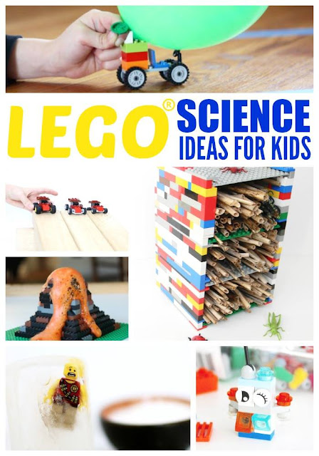 Share it! Science : Learn Science with LEGO®: The Unofficial Guide ...