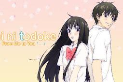 10 Anime Romance School Terbaik Bikin Baper