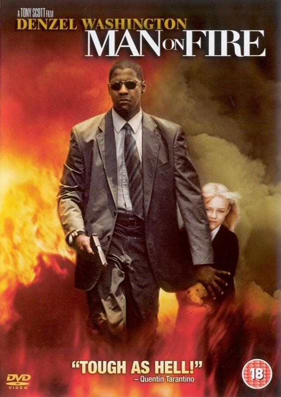 فیلم دوبله: مردی در آتش (2004) Man on Fire