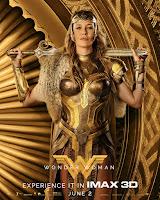 Wonder Woman (2017) Poster Connie Nielsen