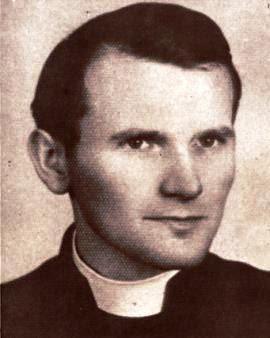 Padre Karol Wojtyła