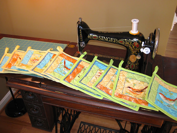 Treadle Sewing