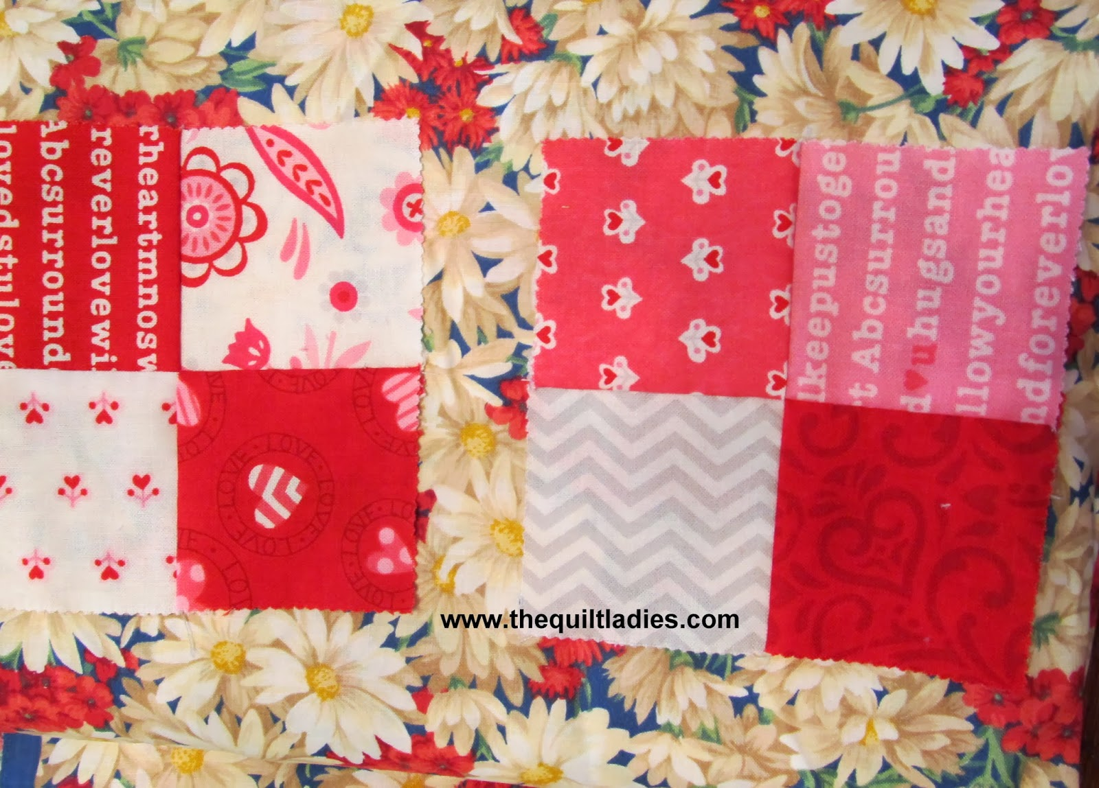 how to match fabric for borders