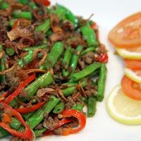 Resep Masakan Praktis dan Sehat Tumis Buncis Daging Cincang