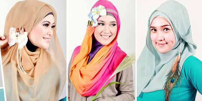 Ini Dia Aksesoris Hijab untuk Mempercantik Penampilan