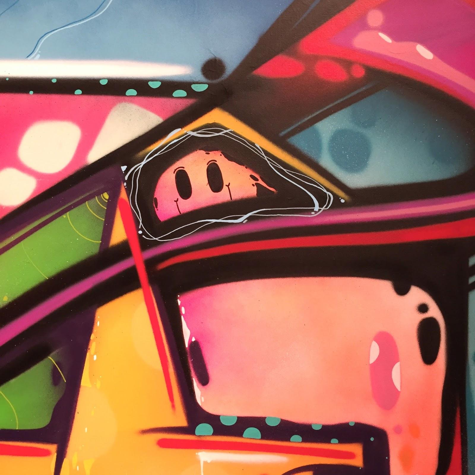 Art Amp Fashion Salon Quot No Days Off Quot For Graffiti Artist Hoacs
