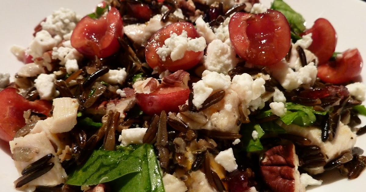 Cracked Pepper: Wild Rice Salad