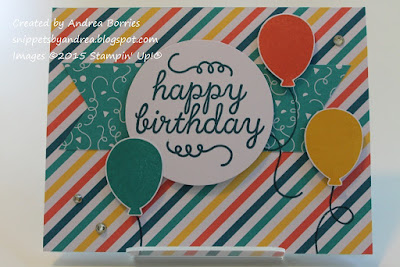 Alternate card design for the May 2015 Paper Pumpkin kit, Birthday Bundle.