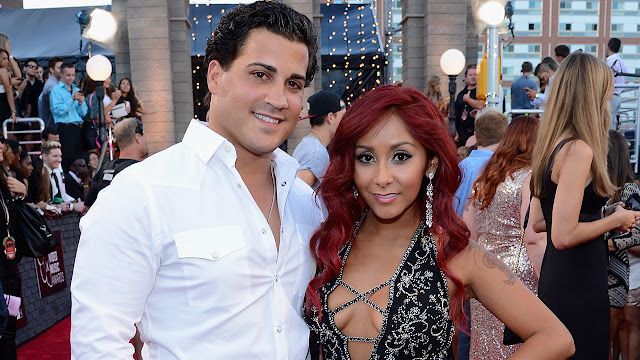 Snooki's And Her Husband
