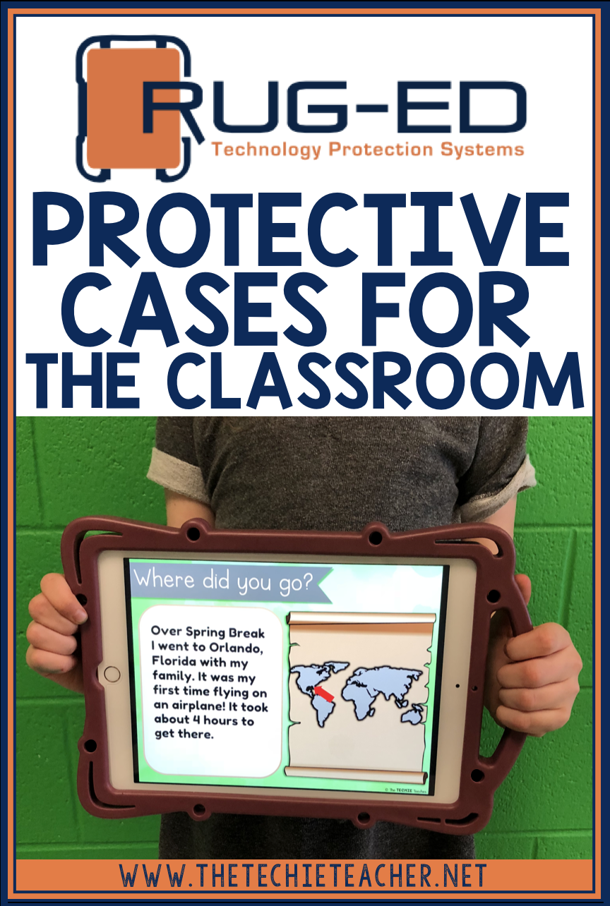 Looking for protective iPad, iPhone, Macbook Air and Chromebook cases? Rug-Ed creates amazing cases that are great for any school or district.