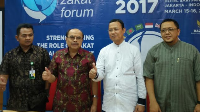 Indonesia Bakal Jadi Tuan Rumah Konferensi Zakat Dunia Tahun 2017