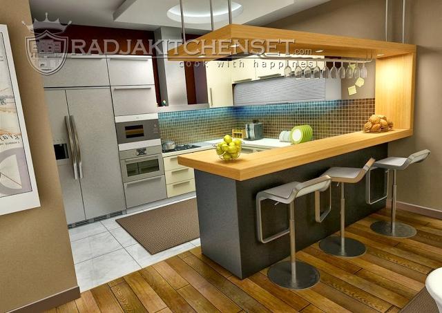 Kitchen Set Minimalis Untuk Apartemen Radja Kitchen Set 0813