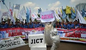 IPW Beberkan Bukti Menteri Rini Tak Becus Tangani Mogok JICT