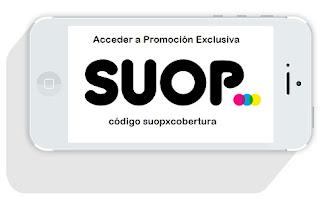 Promoción exclusiva Suop