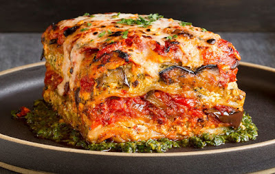 Vegetable Lasagna With Bechamel Sauce