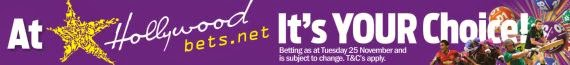 Hollywoodbets - It's Your Choice