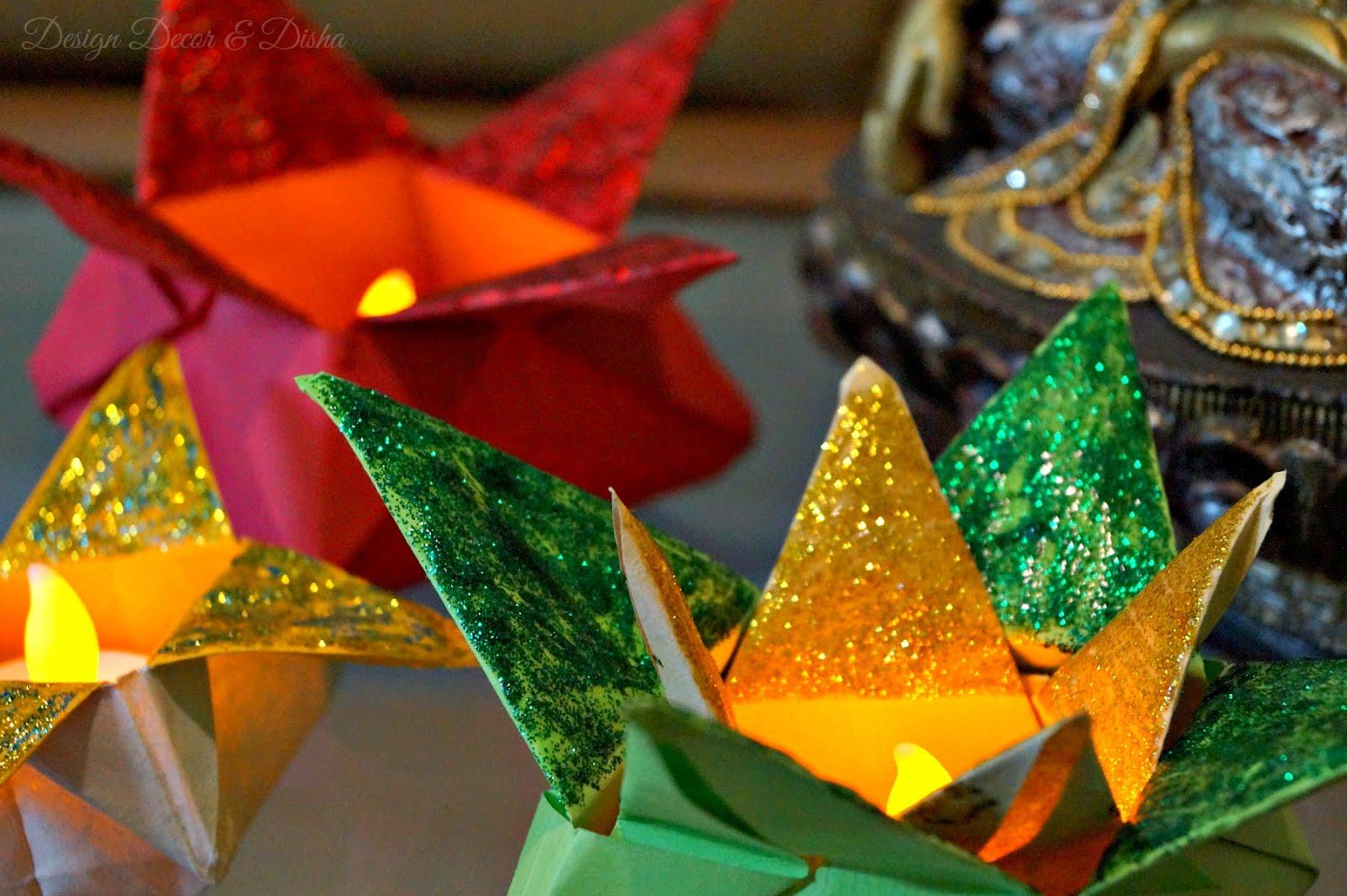 Design Decor Disha An Indian Design Decor Blog Diwali Craft