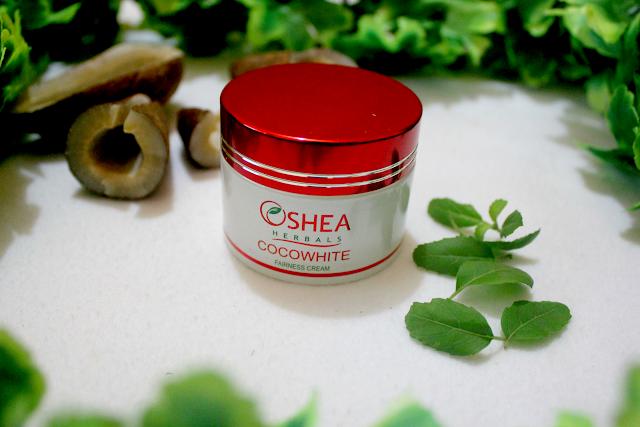 Oshea Herbals Cocowhite Fairness Cream Review