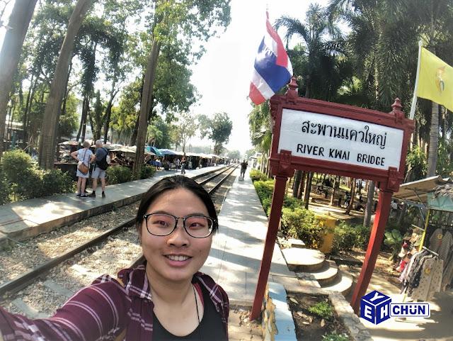 桂河大橋、死亡鐵路之旅
