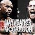 Pertarungan Mayweather Dengan McGregor