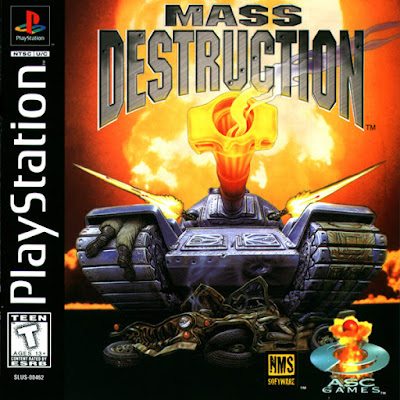 descargar mass destruction psx mega