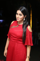 Poorna in Maroon Dress at Rakshasi movie Press meet Cute Pics ~  Exclusive 53.JPG