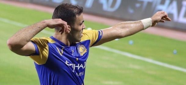 عبد الرزاق حمد الله لاعب النصر
