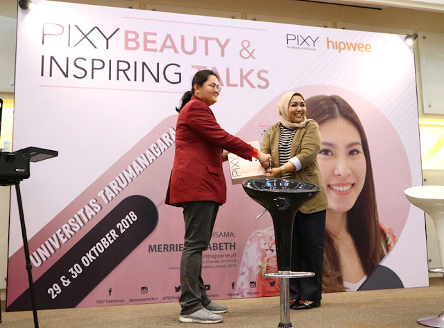 PIXY Beauty Inspiring & Talks Event Report