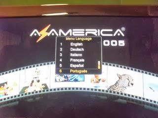 Tutorial: Como Configurar o Azamerica S1005