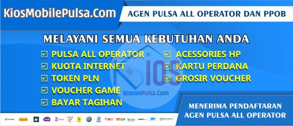 KiosonPulsa.com CV Multi Payment Nusantara Cara Membuka Konter/Outlet Pulsa Elektrik Murah