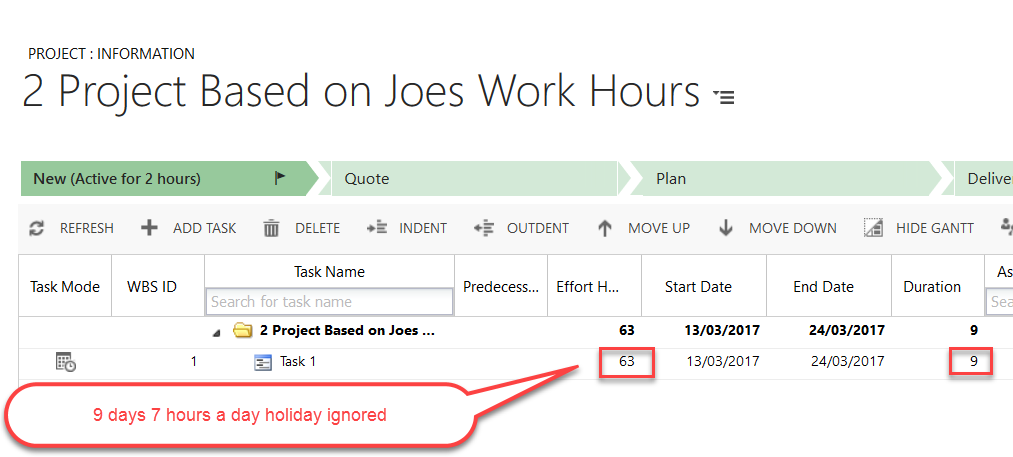 schedule hours template