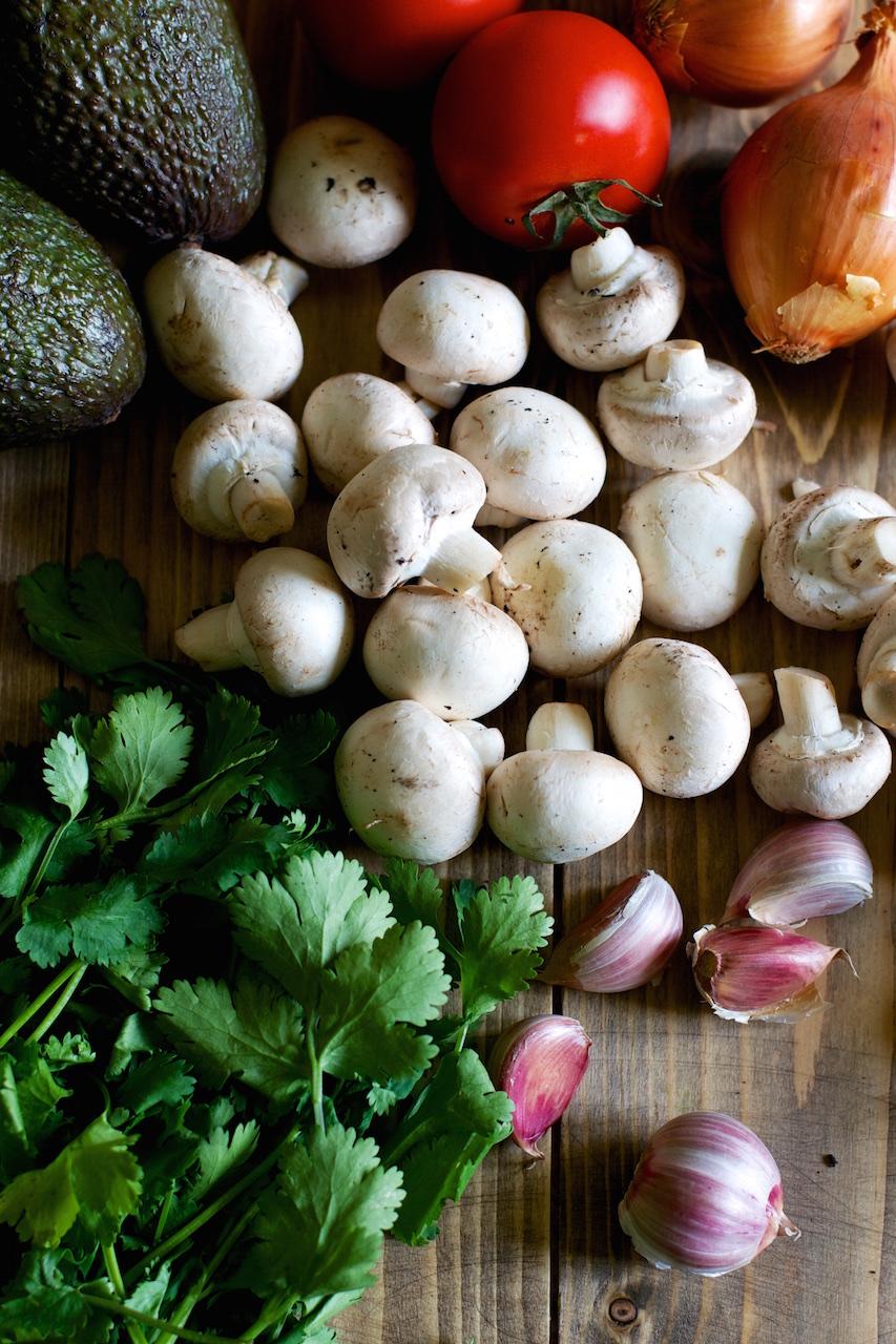 Recipe: Black bean burgers (vegan) · Lisa Hjalt
