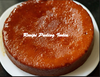 Resipi Puding India Sedap