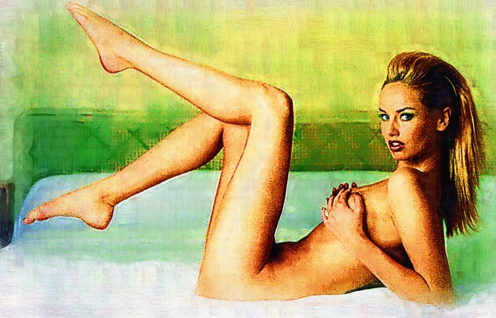 Aerte Porno arte porno: erotismo