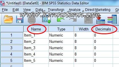 Uji Reliabilitas Data dengan SPSS