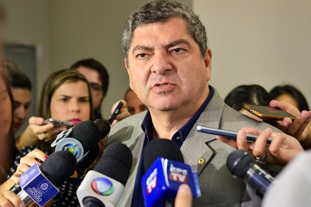 Alan diz que entregou R$ 40 mil ao presidente da Assembleia de MT