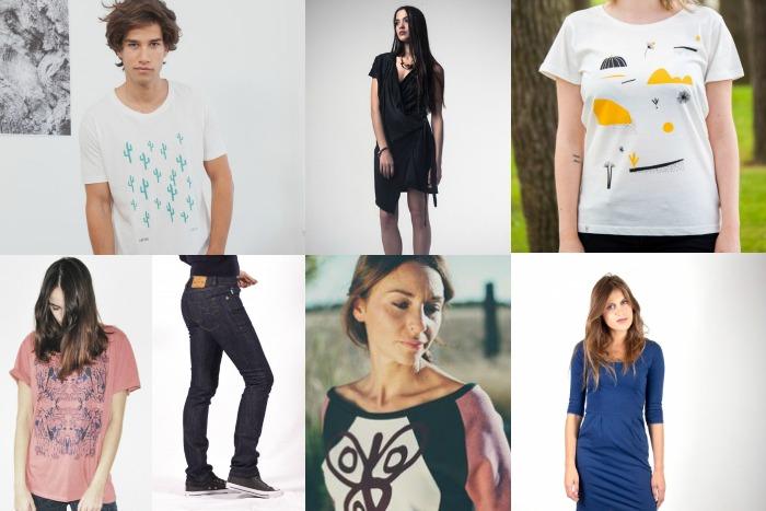 21 Tiendas de Moda Sostenible Hombre y mujer BichoBichejo Ecoology Efimero Mandacaru Xiro EcoJeans Rebel Root Thinking Mu