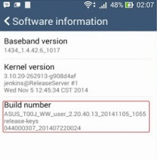 Asus Secara resmi merilis pembaharuan sistem operasi pada perangkat smartphone Asusnya Cara Lengkap Dan Praktis Pasang Android Lollipop 5.0  Pada Asus Zenfone 4