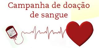 Paróquia Nossa Senhora Aparecida promove campanha de doação de sangue