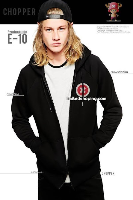 limited shoping jaket one piece