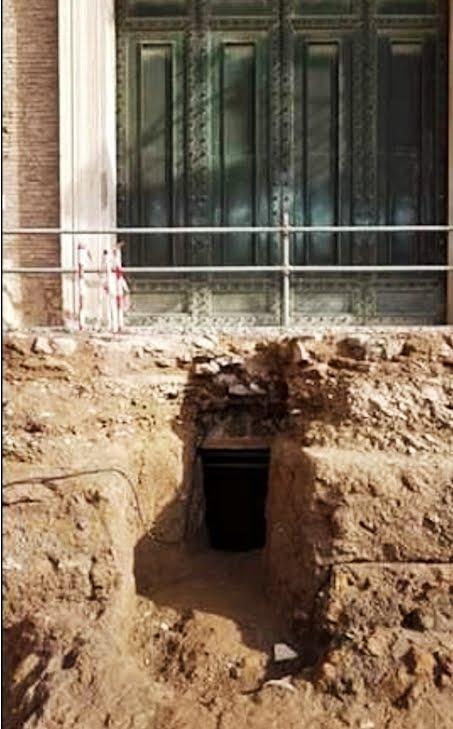 Εικασίες ότι  βρέθηκε ο τάφος του ιδρυτή της Ρώμης, Ρωμύλου