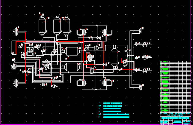 sơ đồ hệ thống phanh khí nén