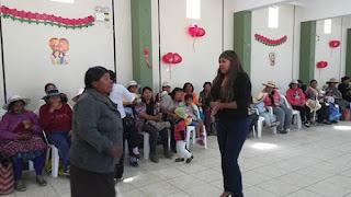 Día de la Madre en Quequeña