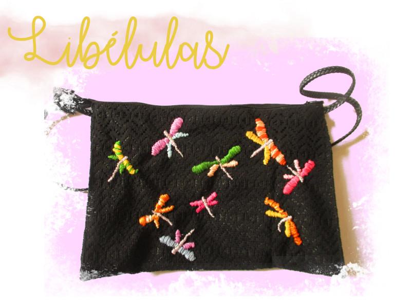 Bolso de libélulas