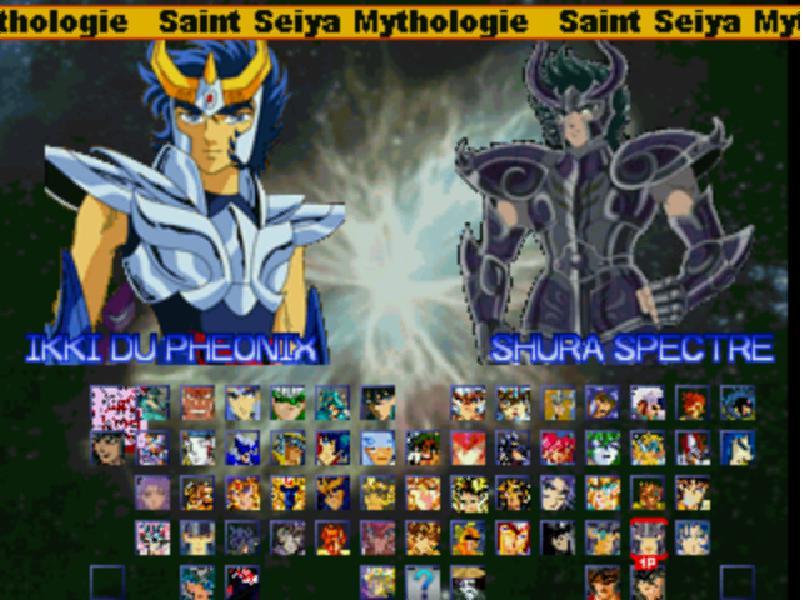 mugen saint seiya mythologie 1.3