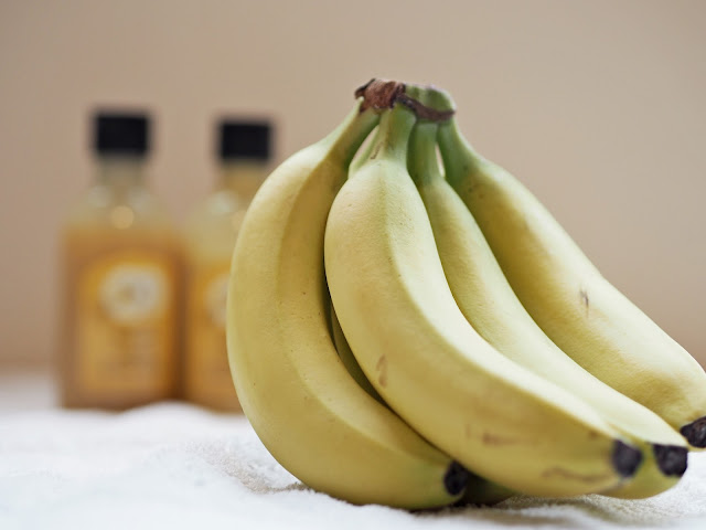 The Body Shop Banana Shampoo and Conditioner Review | www.e-k-w.co.uk