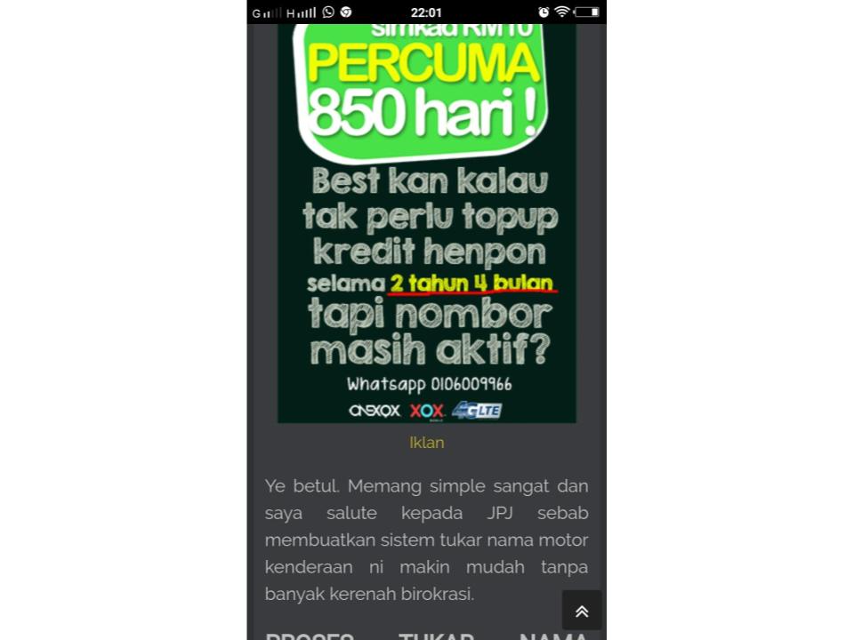 Manfaatkan Trafik Blog Korang guna Display Ads Buatan Sendiri 6