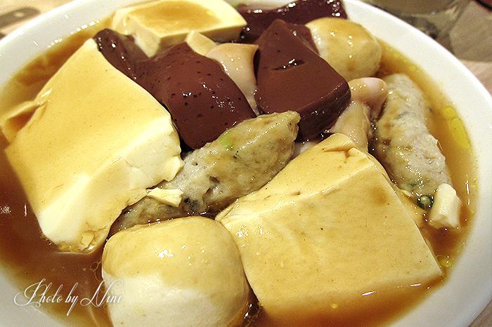 【澳門美食】榮記豆腐麵食。葡國總統也愛吃