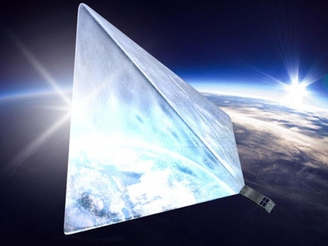 """This Satellite Will Soon be """"The show Brightest Star in the Night Sky"""""""